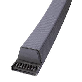 Sheathed V-belts